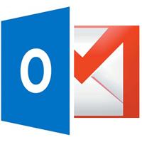 Cách thiết lập quản lý Gmail trên Outlook