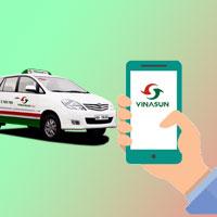 Hướng dẫn đặt và gọi taxi Vinasun trên điện thoại