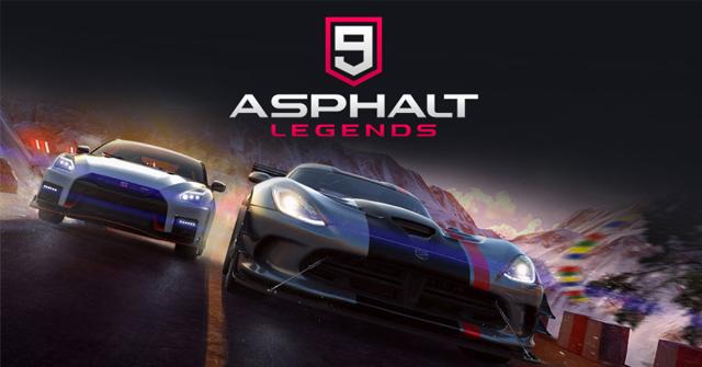 Cách chơi Asphalt 9: Legends trên điện thoại