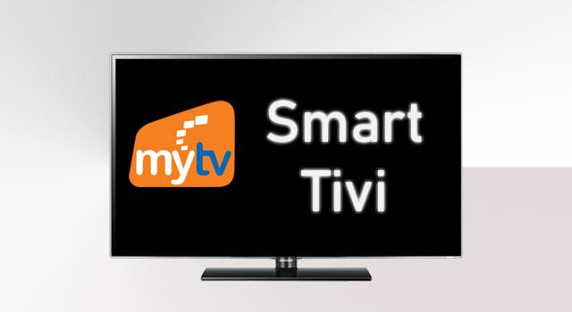 Hướng dẫn cài MyTV Net trên Smart Tivi