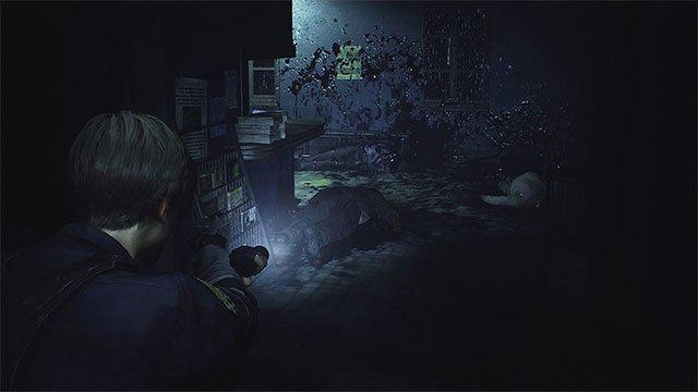 Anh hùng dũng mãnh trong Resident Evil 2 Remake