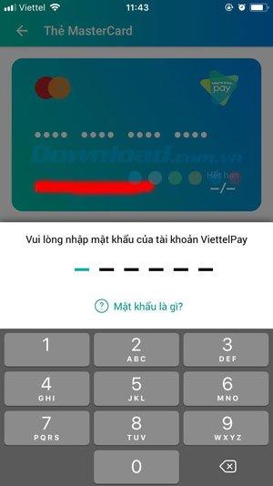 ViettelPay MasterCard