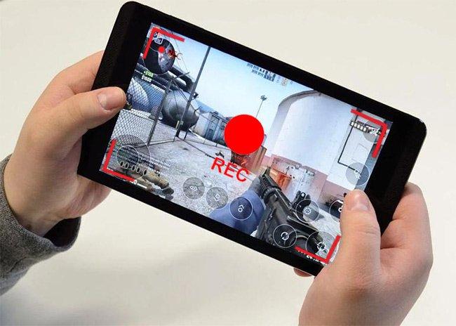phần mềm quay màn hình cho iphone
