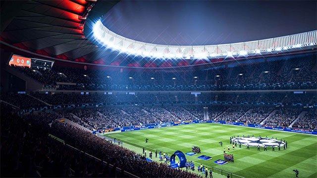 Hình ảnh chân thực của FIFA 19