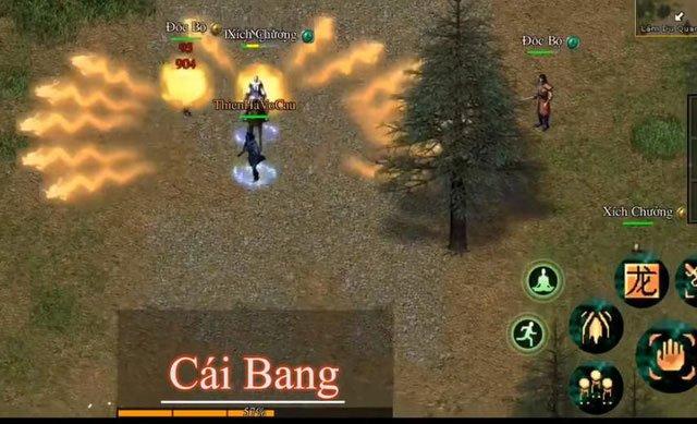 Cái Bang trong Võ Lâm Việt