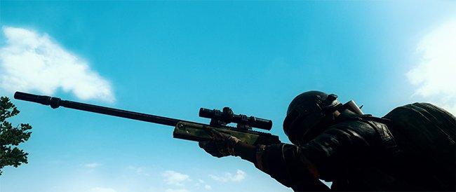 Chế độ chơi đậm chất sinh tồn của game bắn súng PUBG
