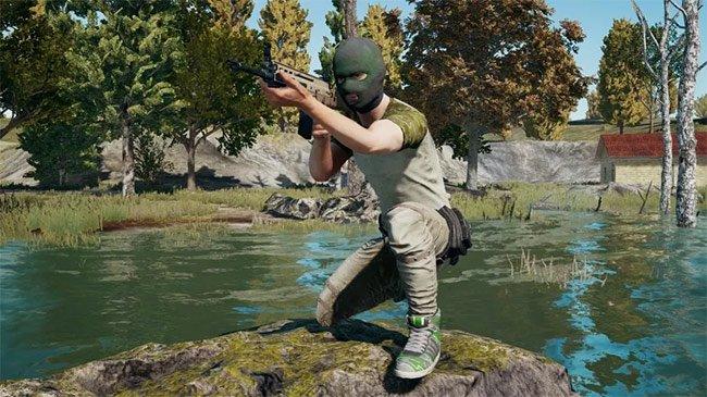 Chế độ chơi One Gun Warrior của PlayerUnknown's Battlegrounds