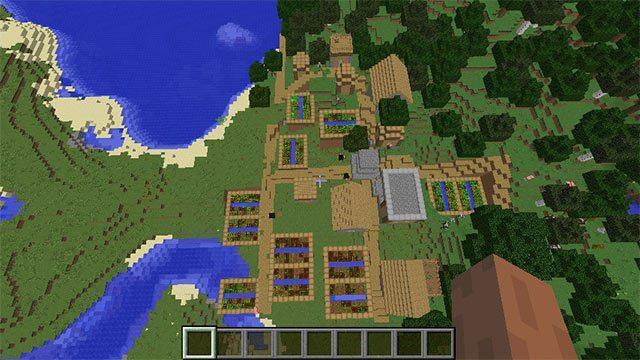 Ngôi làng ven biển khổng lồ