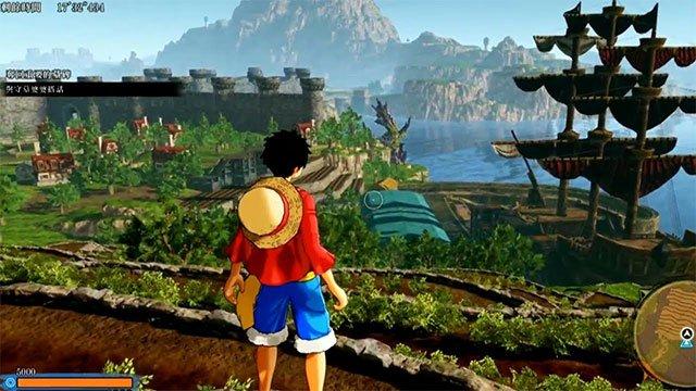 Gam Đảo hải tặc  One Piece: World Seeker
