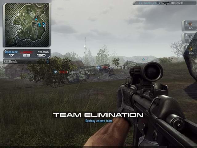 Game bắn súng FPS cực đỉnh chơi trên trình duyệt web