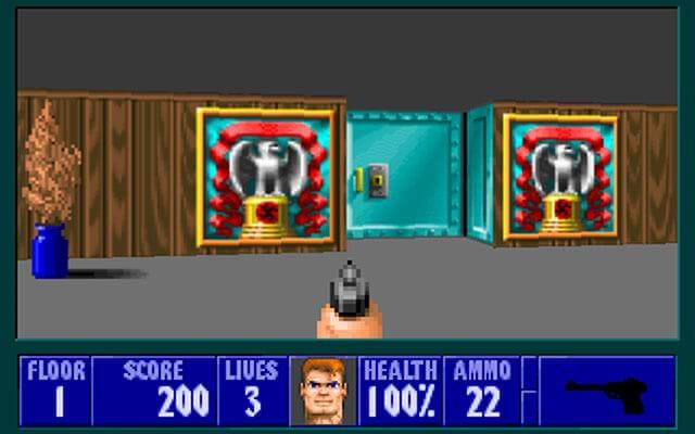 Game bắn súng online trên web Superhot