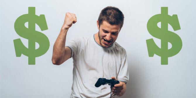 Những cách kiếm tiền khi chơi game hiệu quả