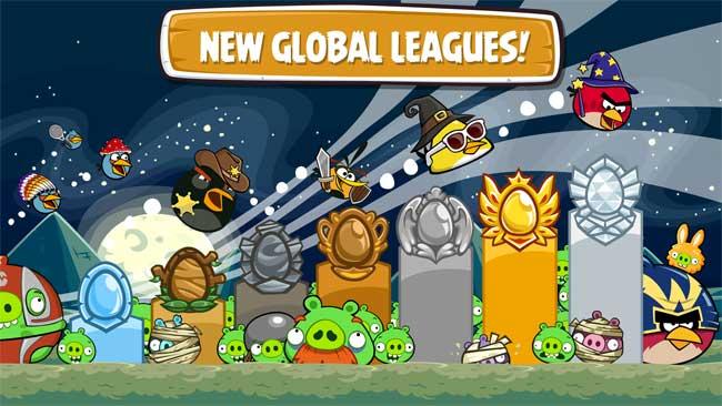 Angry Birds League