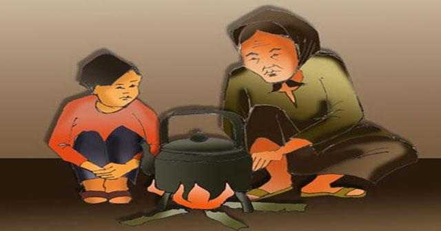 Phân tích hình ảnh người bà trong bài thơ Bếp lửa