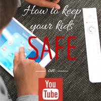 Cách bảo vệ trẻ em khi xem video trên YouTube