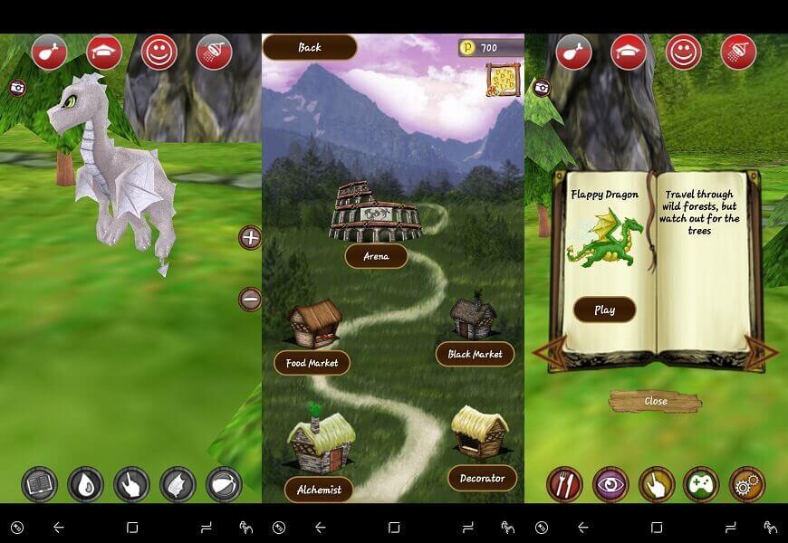 Game nuôi thú ảo trên điện thoại My Horse