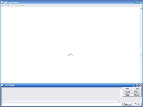 Tạo một quy trình vẽ trên MSWLogo