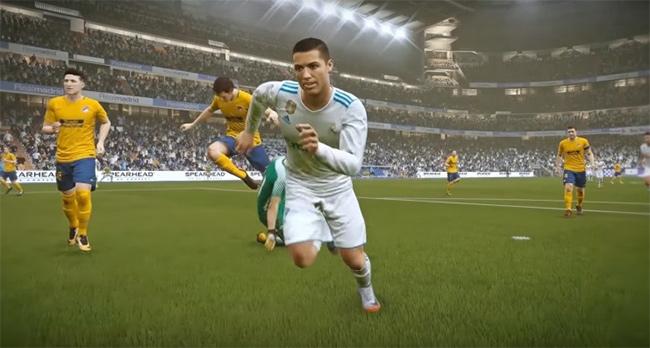 Hệ thống phím tắt chơi game bóng đá online FO4