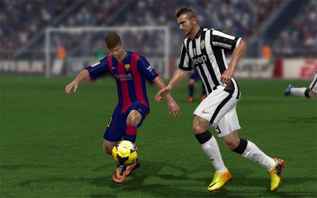 Các phím điều khiển mặc định trong FIFA Online 4