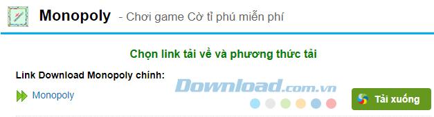 Chọn vào Link