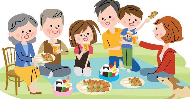22 bài nghị luận về tình cảm gia đình