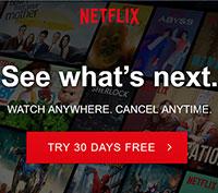 Cách sử dụng Netflix miễn phí 1 tháng