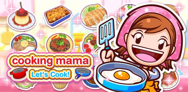 Game Cooking Mama: Let's Cook