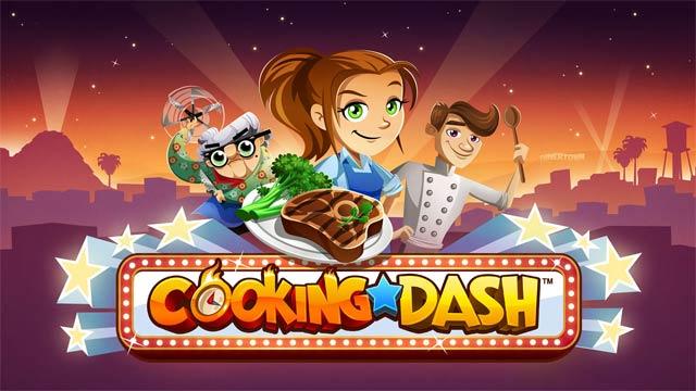 Game Cooking Dash