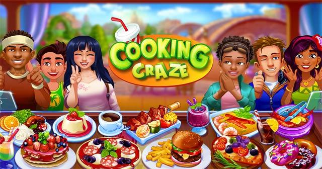 Game Cooking Craze