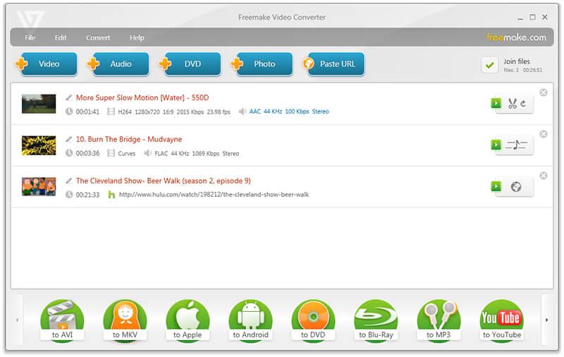 Phần mềm chuyển đổi audio miễn phí