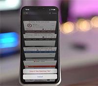 Cách tự động đóng tab Safari trên iOS 13