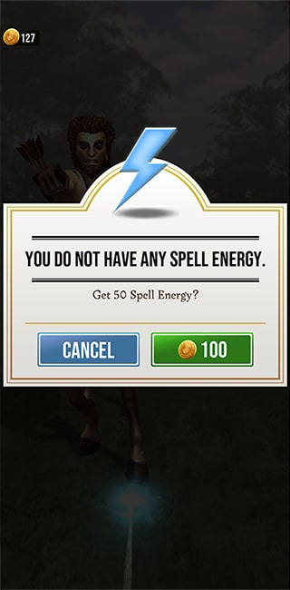Mua Spell Energy bằng tiền thật