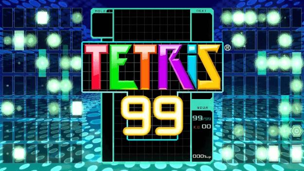Game Tetris 99