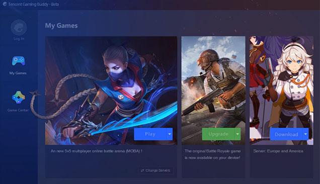 GameLoop hỗ trợ chơi PUBG Mobile và 1 số game Android khác trên PC