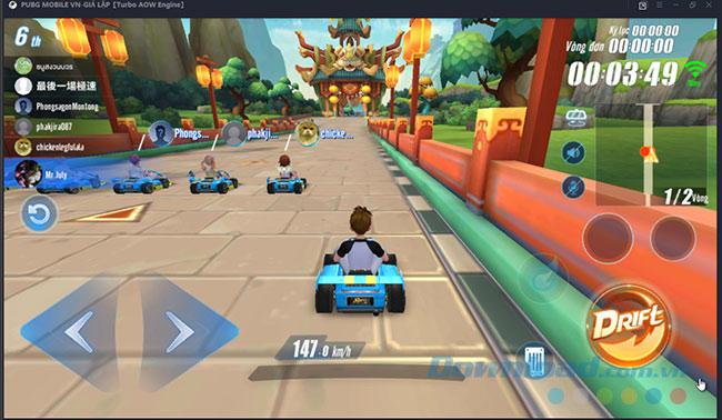 Cách chơi ZingSpeed Mobile trên PC bằng Gameloop