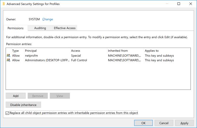 Cài đặt bảo mật nâng cao cho cấu hình máy tính