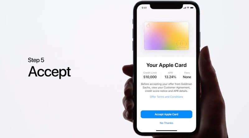 Hướng dẫn đăng ký Apple Card đơn giản nhất