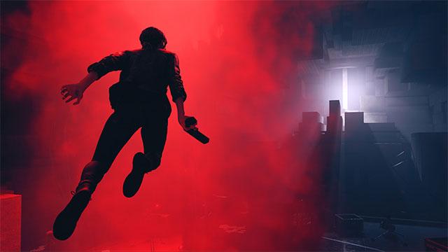 Nhập vai đặc vụ sở hữu sức mạnh siêu nhiên trong game Control