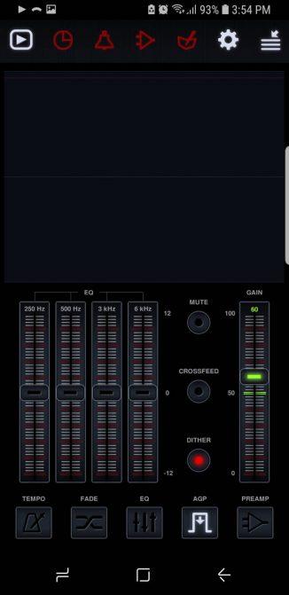 Điều chỉnh âm thanh trong Neutron Player