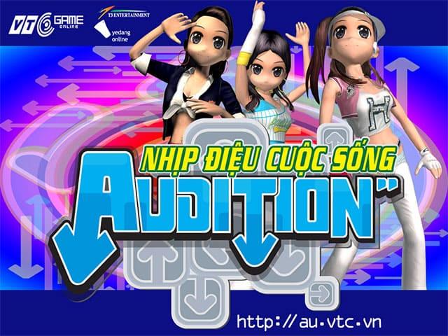 Game nhảy Audition - Nhịp điệu cuộc sống