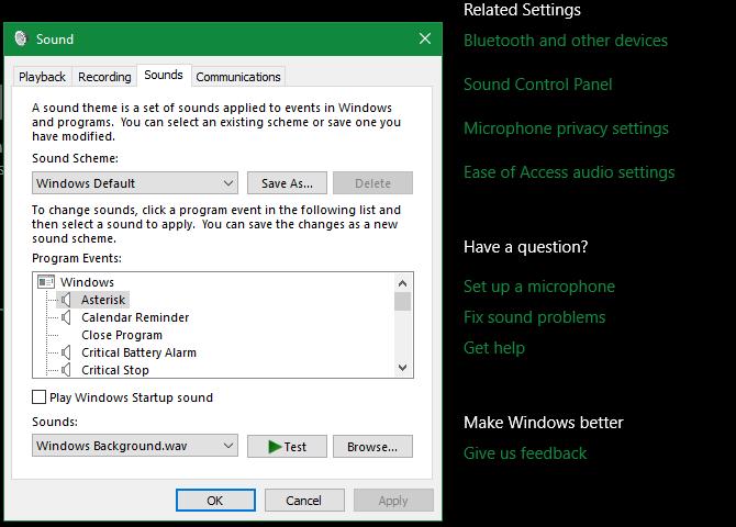 Tùy biến âm thanh trên Windows 10 như ý muốn