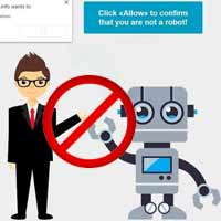 Cách vô hiệu hóa quảng cáo từ a.robotcaptcha
