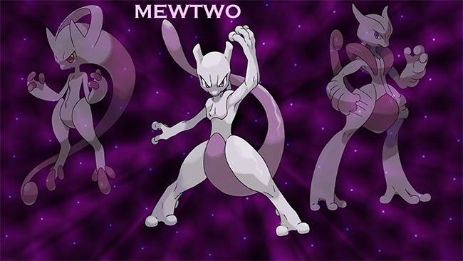 Pokemon Huyền Thoại Mew