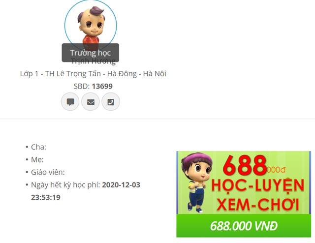 Trang cá nhân Trạng Nguyên Tiếng Việt