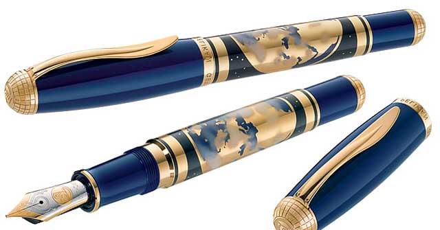 Mượn lời của cây bút máy để kể tình cảm của em