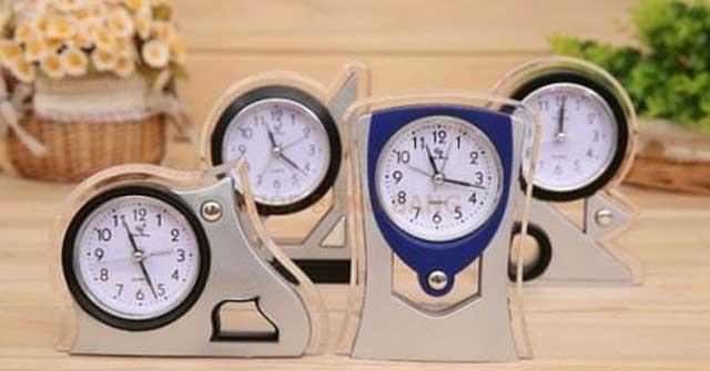 Thuyết minh về chiếc đồng hồ báo thức