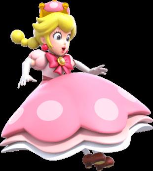 Nhân vật Peachette trong Mario Kart Tour