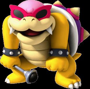 Roy Koopa trong Mario Kart Tour 25
