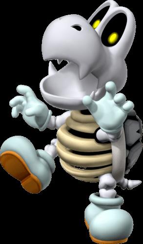 Nhân vật Dry Bones trong Mario Kart Tour