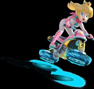 Nhân vật Peach trong Mario Kart Tour